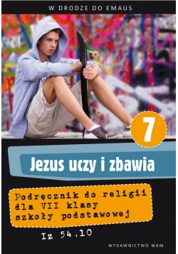 Katechizm SP 7 Jezus Uczy i Zbawia WAM