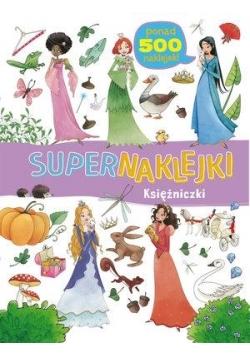 Supernaklejki: Księżniczki