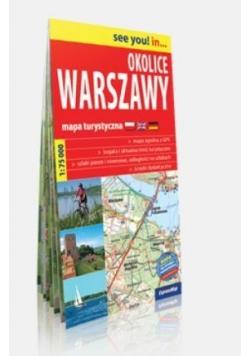 See you! in... Okolice Warszawy mapa