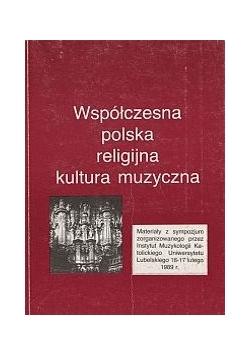Współczesna polska religijna kultura muzyczna