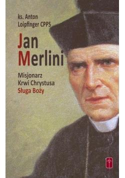 Jan Merlini. Misjonarz Krwi Chrystusa, Sługa Boży
