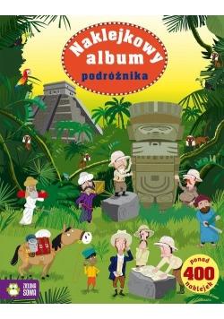 Naklejowy album podróżnika