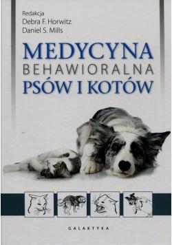 Medycyna behawioralna psów i kotów + CD