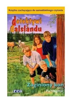 Detektywi z Dalslandu Zaginiony koń