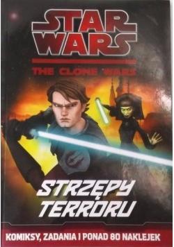 Star Wars, The Clone Wars: Strzępy terroru