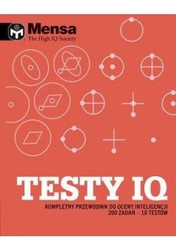 Mensa The High IQ Society. Testy IQ