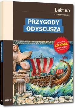 Przygody Odyseusza z oprac. GREG