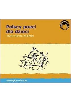 Polscy Poeci Dla Dzieci. Wiersze Audio CD