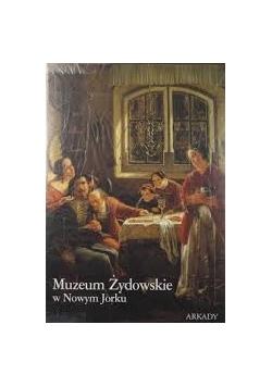 Muzeum Żydowskie w Nowym Yorku