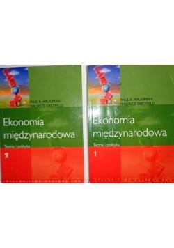 Ekonomia międzynarodowa, Teoria i polityka, tomy 1-2