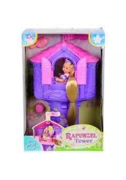 Evi Roszpunka na wieży
