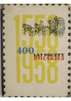 400 lat Poczty Polskiej