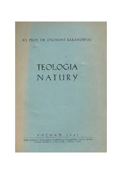 Teologia natury, 1947 r.