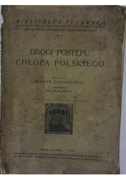 Drogi postępu chłopa Polskiego, 1934 r.