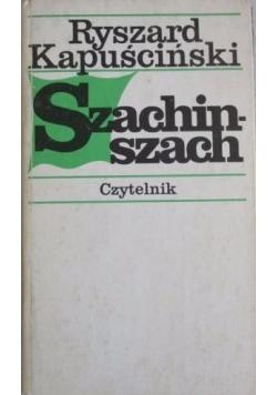 Szachinszach