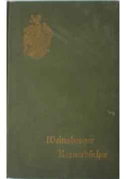 Meinsberger Kernerbucher