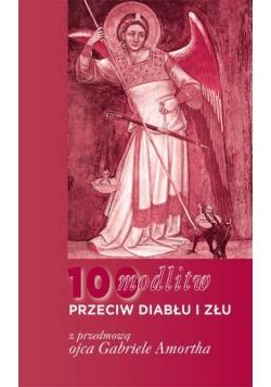 100 modlitw przeciw diabłu i złu