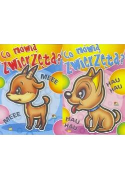 (302) Co mówią zwierzęta? MIX