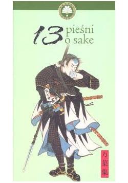 13 pieśni o sake