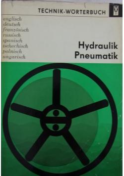 Słownik techniczny, hydraulika-pneumatyka