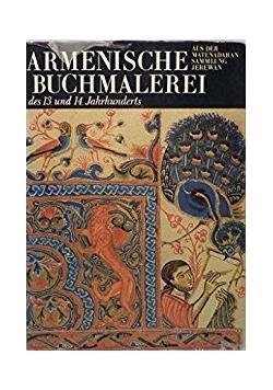 Armenische Buchmalerei des 13. und 14. Jahrhunderts