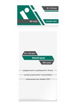 Koszulki French Tarot 61x112 (100sztuk) REBEL