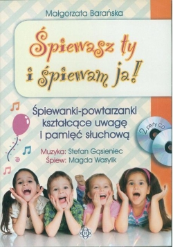 Śpiewasz ty i śpiewam ja! CD(kpl)