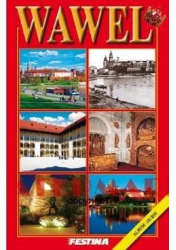 Album Wawel - mini - wersja francuska
