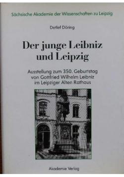 Der junge Leibniz und Leipzig