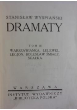 Dzieła. Pierwsze wydanie zbiorowe w opracowaniu Adama Chmiela i Tadeusza Sinki, Tom III, 1925r.