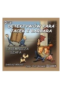 Detektywów para, Jacek i Barbara. Tajemnicza... CD