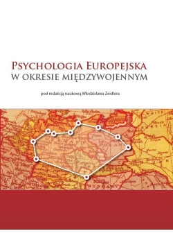 Psychologia europejska w okresie międzywojennym
