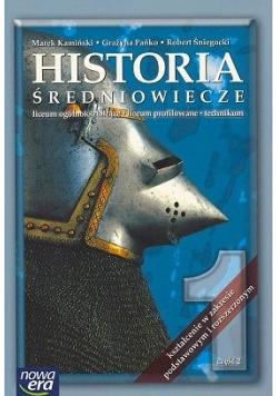 Historia średniowiecze 1 część 2