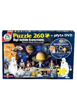 Był sobie kosmos - puzzle+DVD