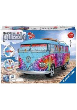 Puzzle 3D VW Bus T1 Indian Summer 162
