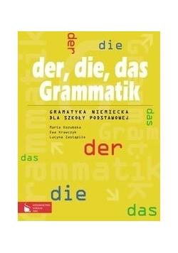 Der die das Grammatik: Gramatyka niemiecka