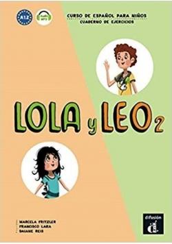 Lola y Leo 2 Cuaderno de ejercicios A1.2