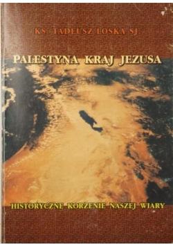 Palestyna kraj Jezusa