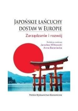 Japońskie łańcuchy dostaw w Europie