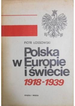 Polska w Europie i świecie 1918-1939