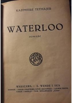 Waterloo, 1925 r.