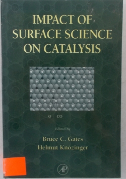 Impact surface science on catalysis
