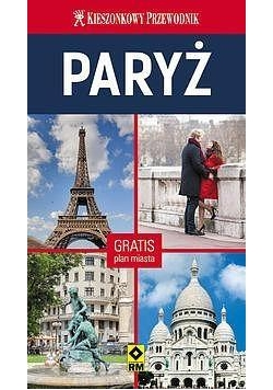 Kieszonkowy przewodnik. od środka - Paryż RM