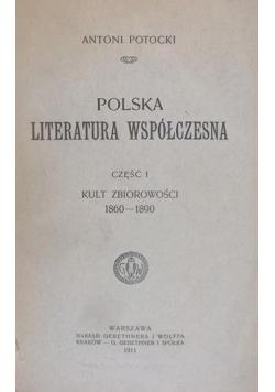Polska literatura współczesna, 1911 r.
