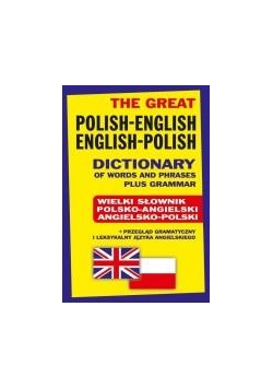 Wielki słownik pol-ang ang-pol + przegląd TW