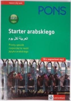 Pons Starter arabskiego + CD