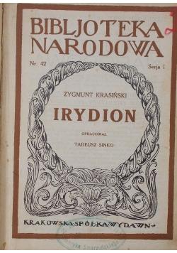 Irydion, 1929r.