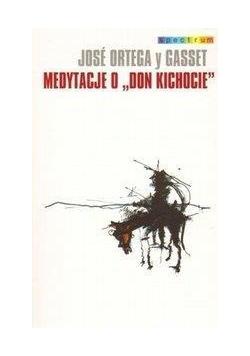 """Medytacje o """"Don Kichocie"""""""