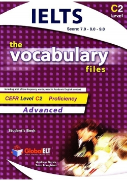 The Vocabulary Files Advanced Proficiency