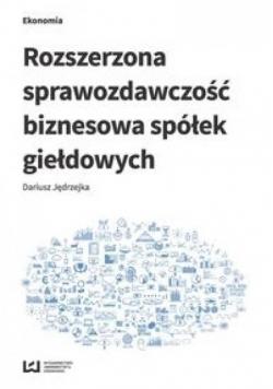 Rozszerzona sprawozdawczość biznesowa spółek...